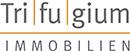 Trifugium Immobilien Leipzig Logo